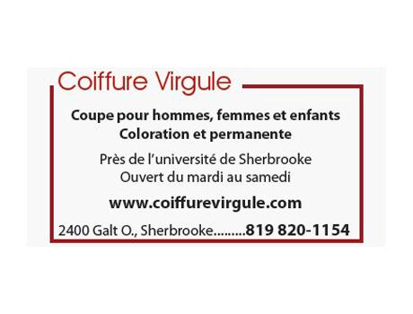 Coiffure Virgule Salon De Coiffure Coupe Pour Hommes Femmes Et